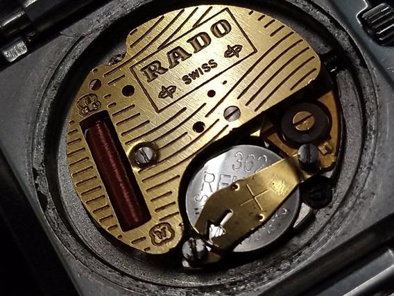 Reloj Rado Con Brillantes De Los Años 70 De Colección