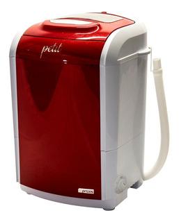 Mini Lavadora De Roupas Petit Vermelha 220v Praxis
