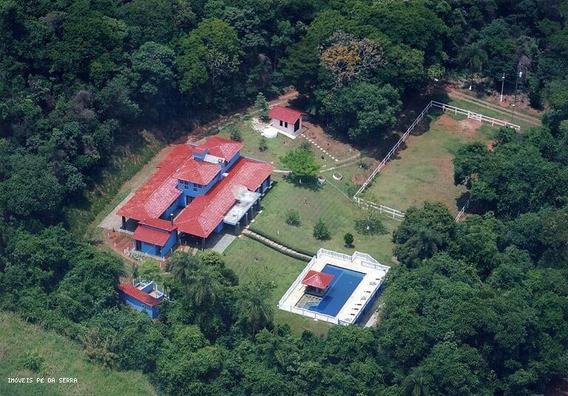 Sítio Para Venda Em Atibaia, Rio Abaixo, 5 Dormitórios, 5 Suítes - 241