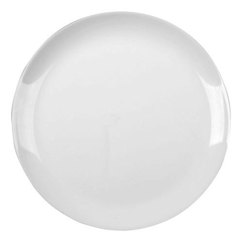 Plato Opal Blanco De Sitio 27cm Nf