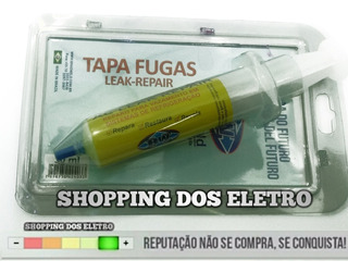Tapa Fugas Leak Repair .ar Condicionado 30ml Solda Do Futu