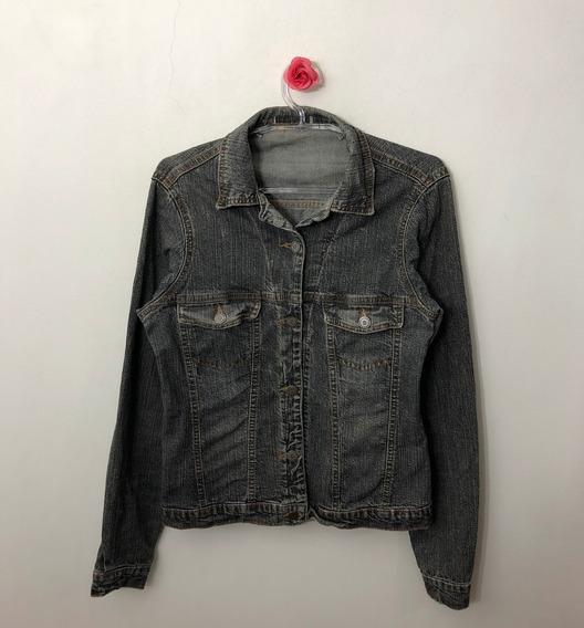 Jaqueta Jeans (ref: 32) - Tamanho: P/m