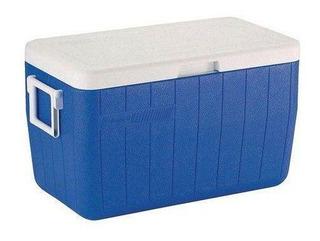 Caixa Termica 45l Azul Coleman 101387481310