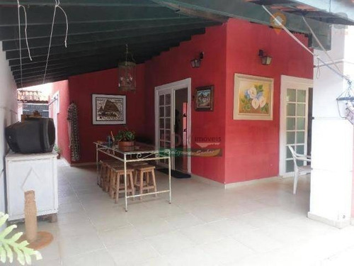 Imagem 1 de 14 de Sobrado Com 3 Dormitórios À Venda, 207 M² Por R$ 750.000 - Jardim Alvorada - São José Dos Campos/sp - So1221