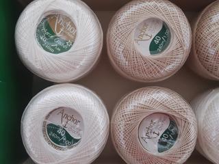 Hilos Para Tejer (mercer Crochet)