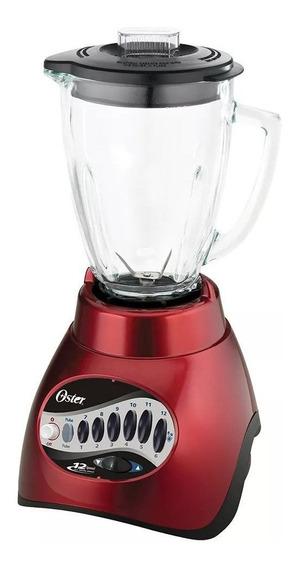 Liquidificador Oster Versatile 1,5l 450w Vermelho 127v