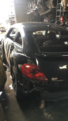 Volkswagen Fusca Tsi 2013  Sucata Para Venda De Peças