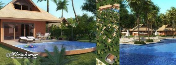 Apartamento Com 1 Dormitório À Venda, 37 M² Por R$ 325.000 - Carneiros - Tamandaré/pe - Ap1601