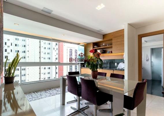 Apartamento De 4 Quartos, 154m² À Venda No Santo Antonio Por R$ 1.580.000 - 18497