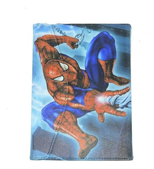 Capa Case Universal Tablet 7 Infantil (homem Aranha)