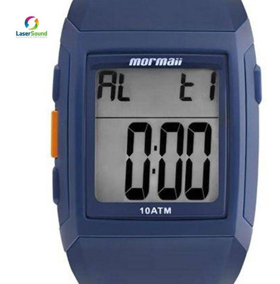 Relógio Mormaii Masculino Mo967ab/8a, C/ Garantia E Nf