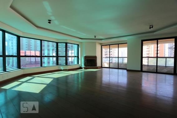 Apartamento Para Aluguel - Panamby, 4 Quartos, 280 - 892917857