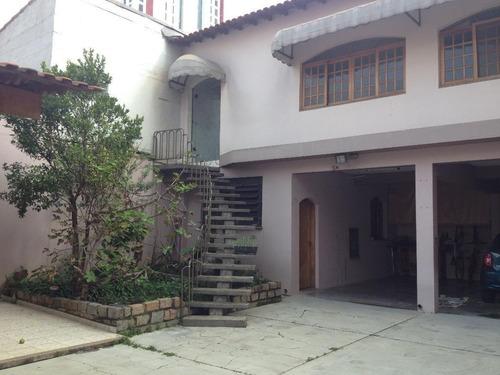 Sobrado Com 4 Dormitórios, 1000 M² - Venda Por R$ 5.000.000,00 Ou Aluguel Por R$ 20.000,00/mês - Tatuapé - São Paulo/sp - So5180