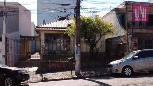 Terreno Residencial À Venda, Parque Central, Santo André. - Te0148