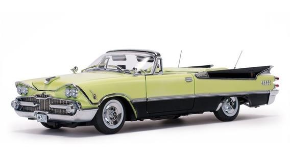 Dodge Custom Royal Lancer 1959 1:18 Sunstar Platinum 5473