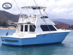 Pesca Deportiva Hatteras 1990