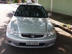 Honda Civic 1.6 Lx Aut. 4p Completo