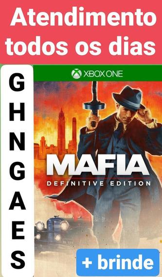 Mafia 2 Remastered Xbox One Mídia Digital Envio Imediato