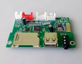Placa Entrada Usb Card Bluetooth Ca-313 Código 441630