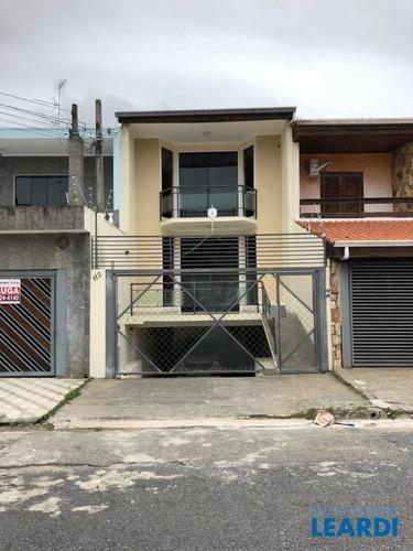 Casa De Vila - Jardim Pacaembu - Sp - 598621