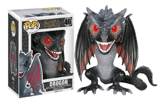Funko Pop Drogon Grande 6 Inch Big Size Game Of Thrones