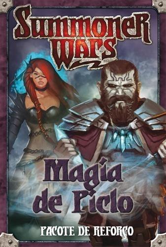 Magia De Piclo - Pacote De Reforço, Summoner Wars