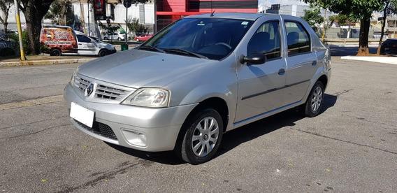 Renault Logan Completinho Novo 2009 Autherntique Flex Oferta
