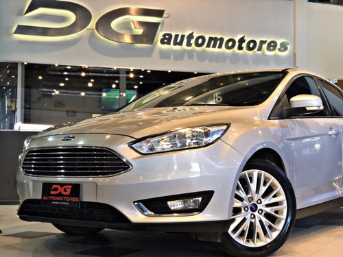 Ford Focus Se Plus 2.0n 2016 75.000km Gris