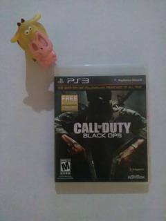 Call Of Duty Black Ops Ps3 Garantizado