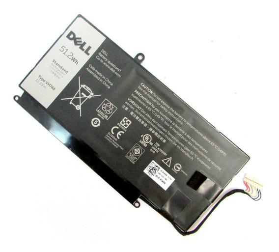 Bateria Dell Vostro 5460 5480 5470 5560 Vh748 5560r-2526