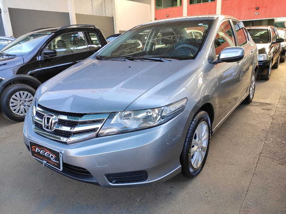 Honda City 1.5 Lx 16v Flex 4p Aut 2013