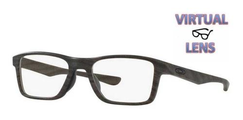 Lentes Montura Oakley Fin Box Originales ( Antireflex Gratis