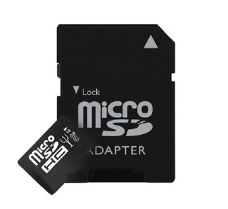 Kit 02 Cartão Memória Micro Sd Hyundai 16gb Cl10 Sdc16gu1