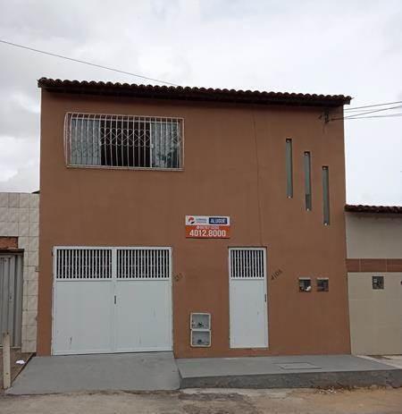 Aluguel Casa 2 Quartos - Bairro Bela Vista