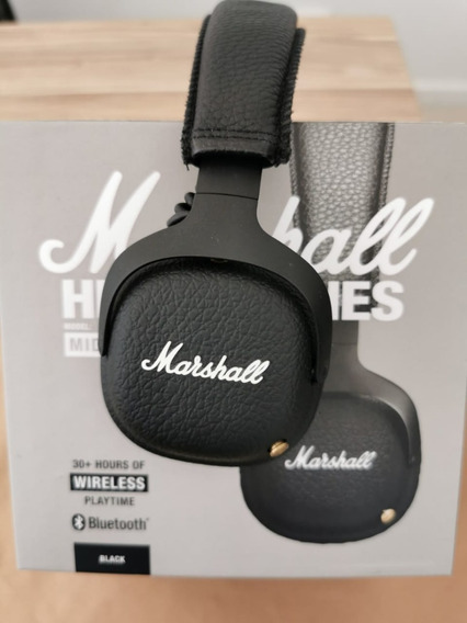 Headphone Fone De Ouvido Marshall Mid Bluetooth