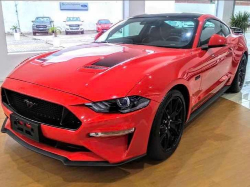 Ford Mustang 2020 5.0 Gt Black Shadow V8 2p