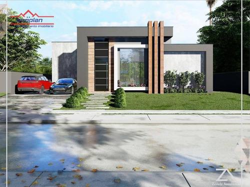 Imagem 1 de 15 de Casa Com 3 Dormitórios À Venda, 165 M² Por R$ 1.200.000,00 - Parque Res Shambala - Atibaia/sp - Ca4631