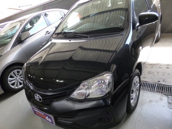 Etios 1.5 Xs 16v Flex 4p Manual 37760km