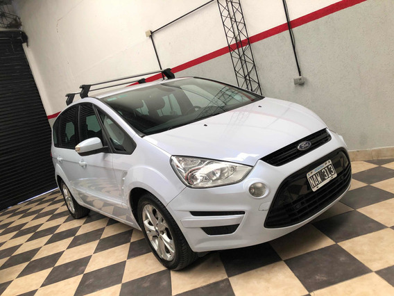 Ford S Max 2013 Trend 7 Asientos Impecable Al Dia Permuto