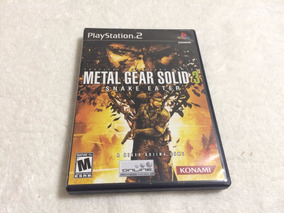 Metal Gear Solid 3 Snake Eater Tatical Espionage Action