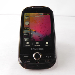 Samsung Corby Beat Gt-m3710, Wi-fi ,bluetooth, Mp3 Usado