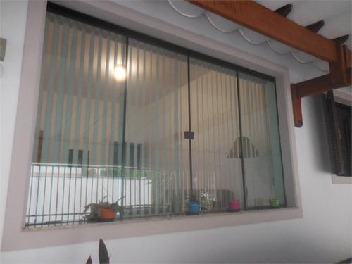 Imagem 1 de 23 de Casa Térrea Em Santo Amaro Com Edícula Sobrado. - Reo469470