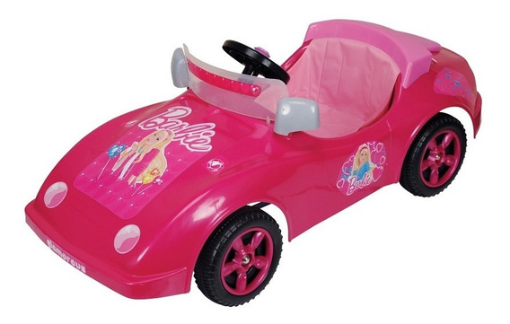 Auto A Pedal Carting Barbie Princesas Biemme Babymovil