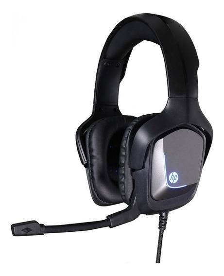 Headset Gamer H220gs, Surround 7.1, Usb, Led Blue | Hp