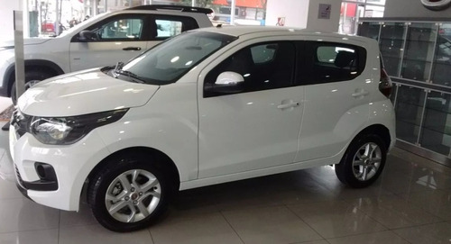 Fiat Mobi 0km 2021 Plan Gobierno Cuotas Sin Interés C-