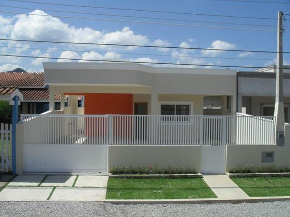 Casa Em Massaguaçu, Caraguatatuba/sp De 130m² 3 Quartos À Venda Por R$ 420.000,00 - Ca452413