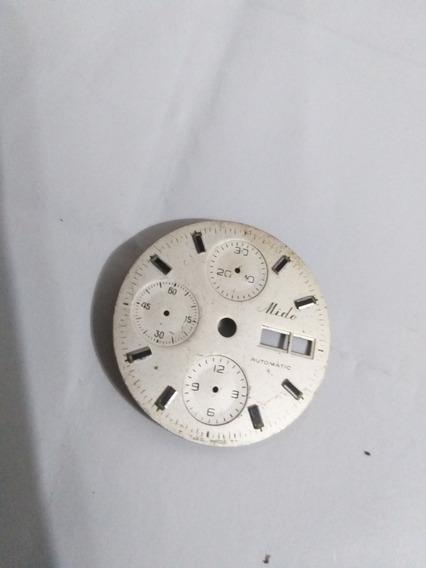 Mido Chronograph Mostrador Colecao Promocao R$ 99