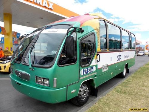Autobuses Buses Buseta Chevrolet Npr