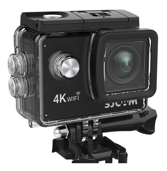 Câmera Sjcam Sj4000 Air 4k -- Similar Gopro --- + Acessórios