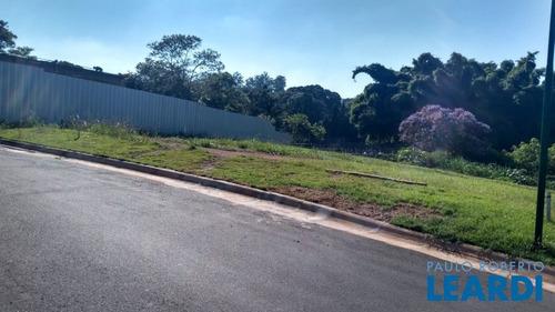 Terreno Em Condomínio - Condomínio Reserva Do Itamaracá - Sp - 569940